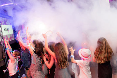 BAR / BAT MITZVAH ENHANCEMENTS - CRYO BLAST