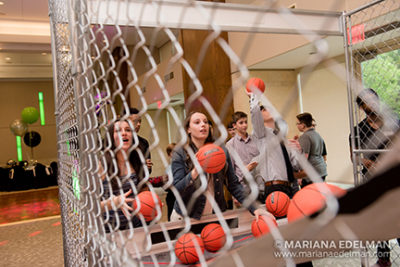 BAR / BAT MITZVAH GAMES - SPORTS SIMULATORS