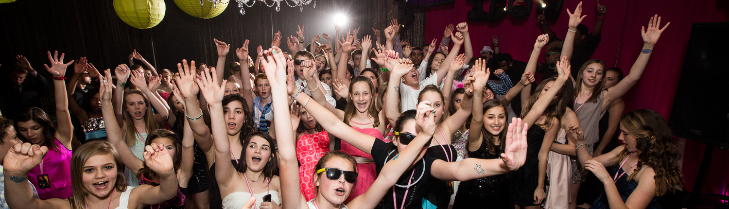 ROCK THE HOUSE - CLEVELAND MITZVAH DJS
