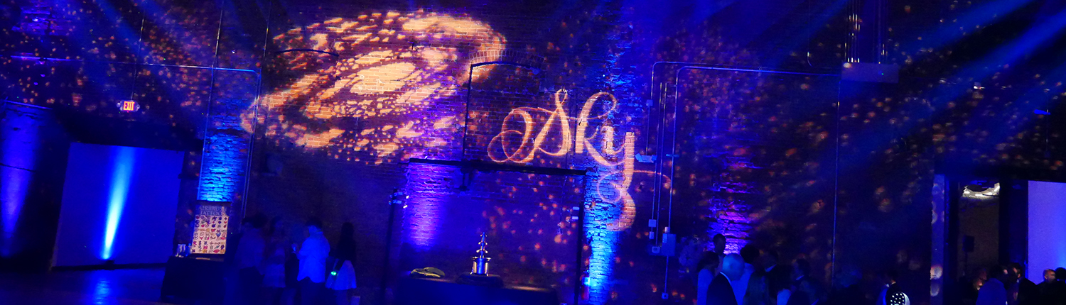 ROCK THE HOUSE - BAR & BAT MITZVAH LIGHTING