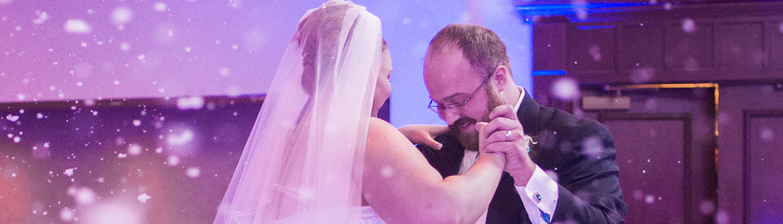 RTH WEDDING ENHANCEMENTS - SNOW
