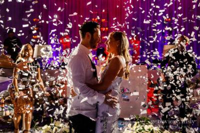 RTH WEDDING ENHANCEMENTS - CONFETTI DROP