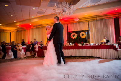 RTH WEDDING ENHANCEMENTS - DANCE IN THE CLOUDS