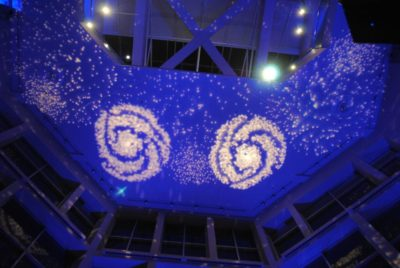 RTH WEDDING ENHANCEMENTS - NIGHT SKY EFFECT