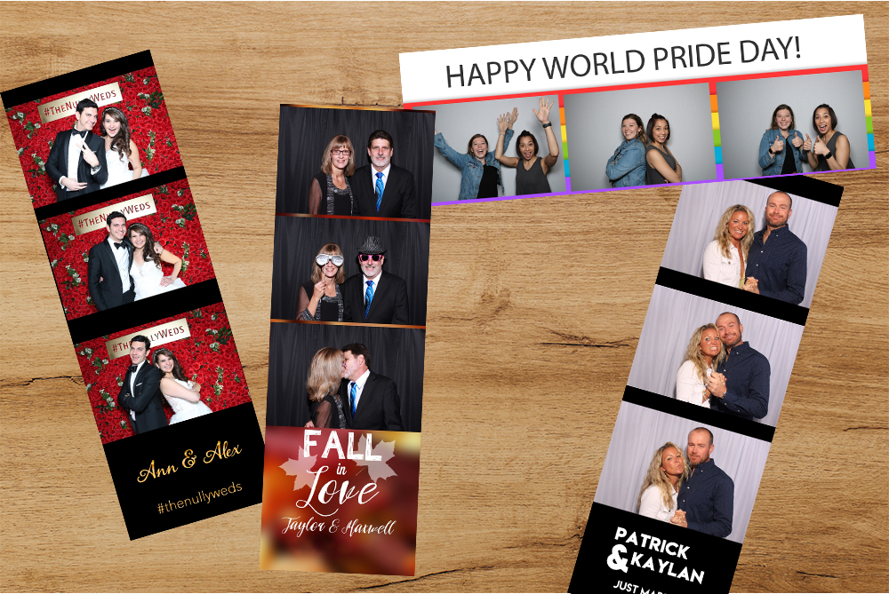 RTH Photo Booths - 2x6 Prints
