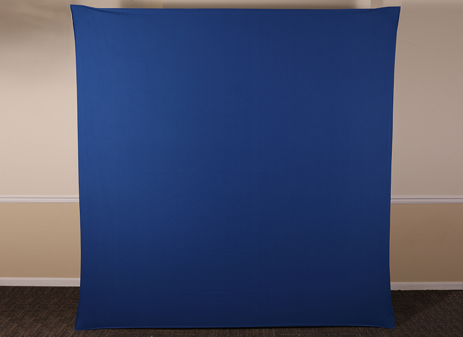 RTH Photo Booth Backdrops - Blue Screen