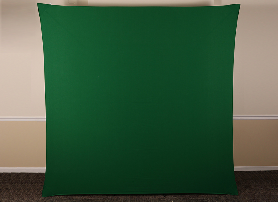 RTH Photo Booth Backdrops - Green Screen