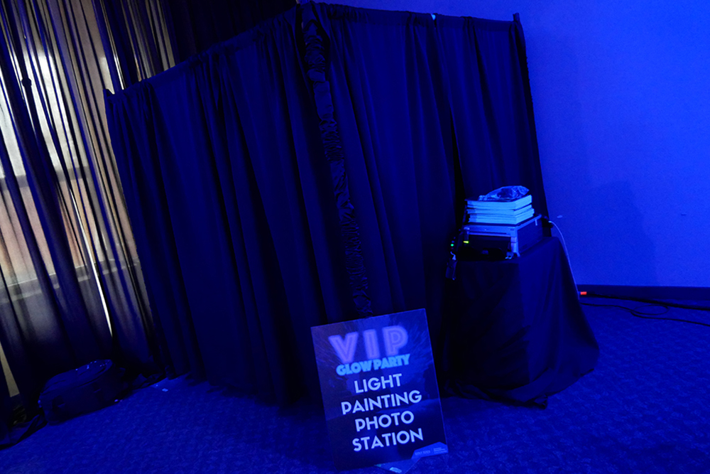 RTH Photo Booths - Light Painting