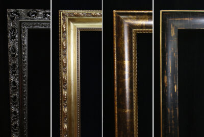 RTH Photo Booths - Mirror Booth Frames