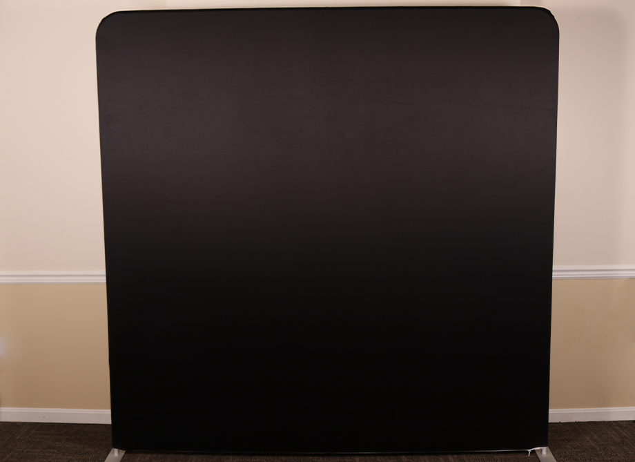 RTH Photo Booth Backdrops - Solid Black