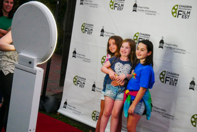 RTH Photo Booths - VIP Step And Repeat