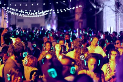 ROCK THE HOUSE - SILENT DISCOS