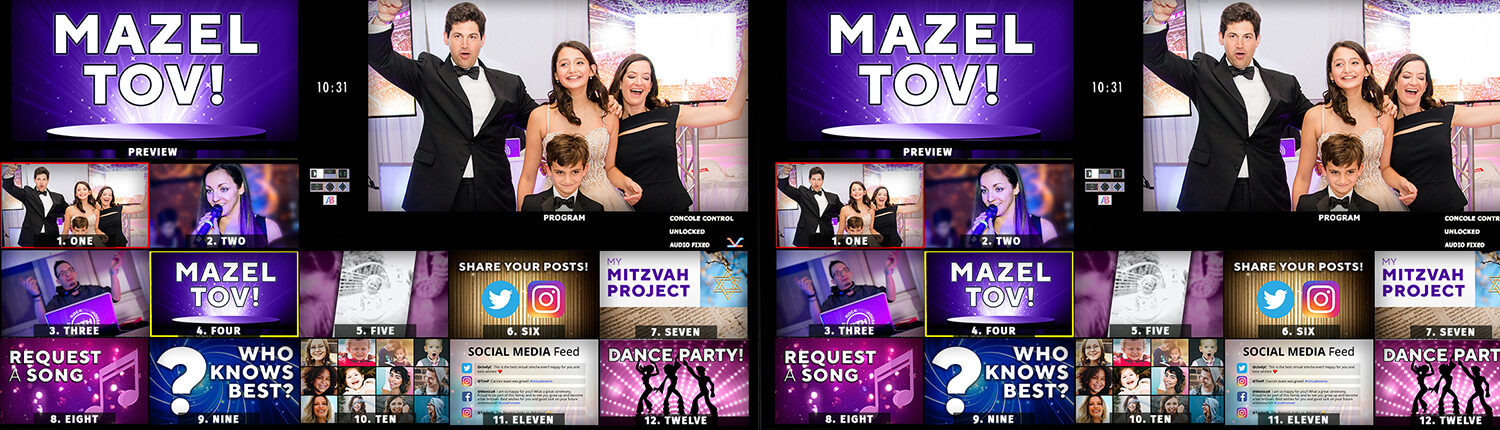 Rock The House - Virtual Bar/Bat Mitzvahs