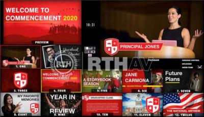 Rock The House - Virtual Graduations & Commencements